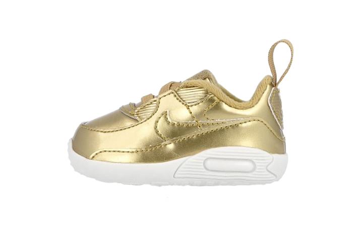 Nike Max 90 Crib QS Metalic Gold CV2397-700 01