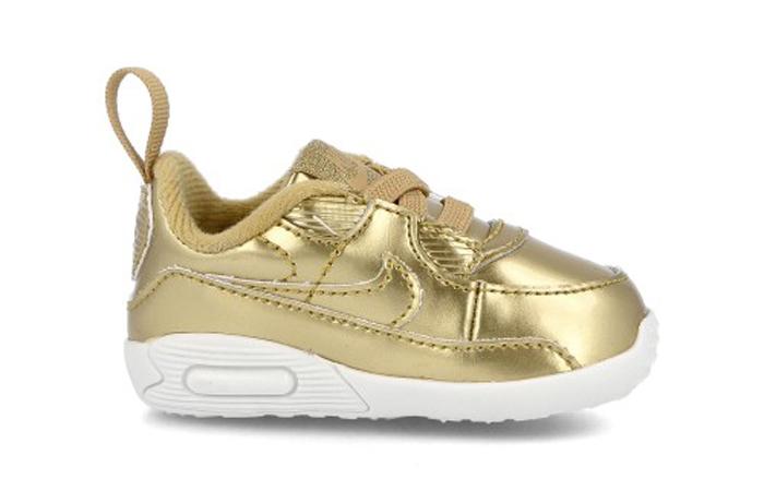 Nike Max 90 Crib QS Metalic Gold CV2397-700 03