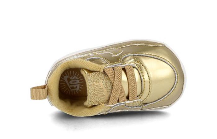 Nike Max 90 Crib QS Metalic Gold CV2397-700 04