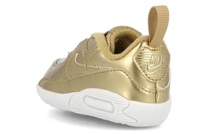 Nike Max 90 Crib QS Metalic Gold CV2397-700 05