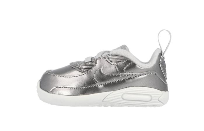 Nike Max 90 Crib QS Metalic Silver CV2397-001 01