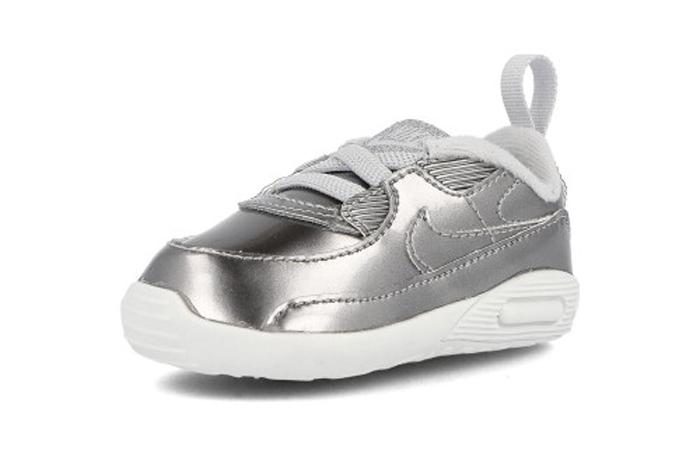 Nike Max 90 Crib QS Metalic Silver CV2397-001 02