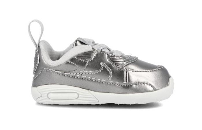 Nike Max 90 Crib QS Metalic Silver CV2397-001 03