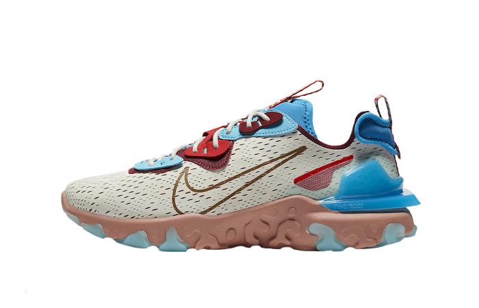 Nike React Vision Desert Oasis White CD4373-001 01