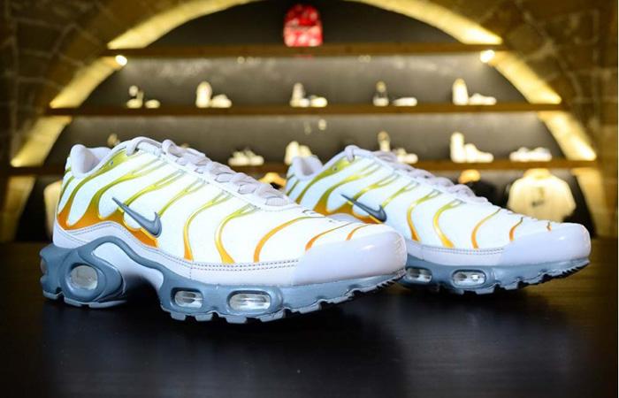 Nike TN Air Max Plus White Golden CI3715-100 03