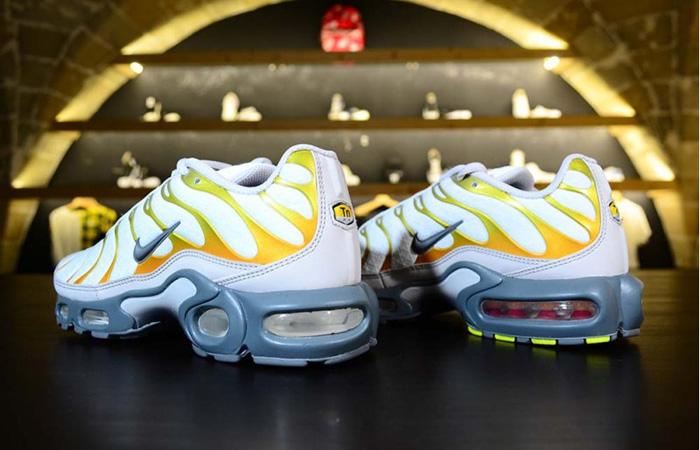 Nike TN Air Max Plus White Golden CI3715-100 04