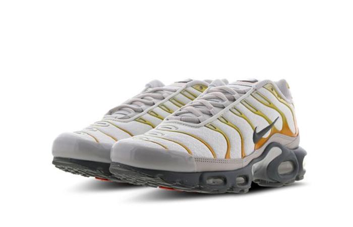 Nike TN Air Max Plus White Golden CI3715-100 05