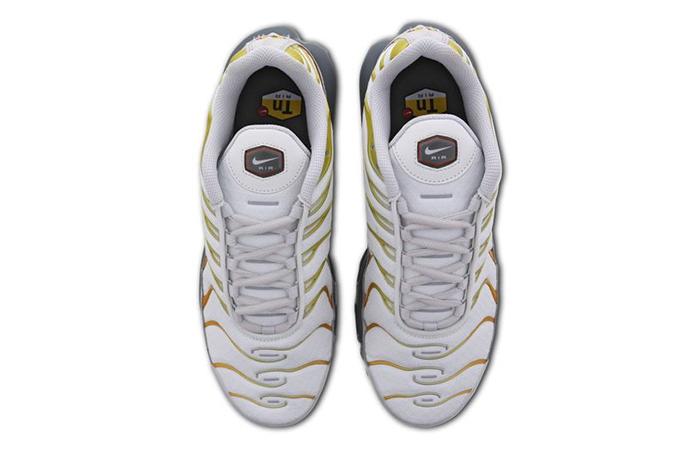 Nike TN Air Max Plus White Golden CI3715-100 06