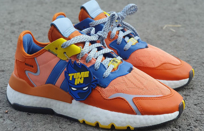 Ninja And adidas Nite Jogger Collaborating For A Summer Ready Sneaker ft