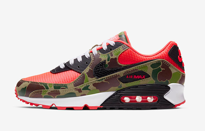 """Official Look At The Nike Air Max 90 """"Reverse Duck Camo"""" ftOfficial Look At The Nike Air Max 90 """"Reverse Duck Camo"""" ft"""