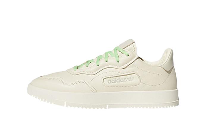 Pharrell Williams adidas SC Premiere White Mint FX8019 01