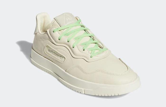 Pharrell Williams adidas SC Premiere White Mint FX8019 02