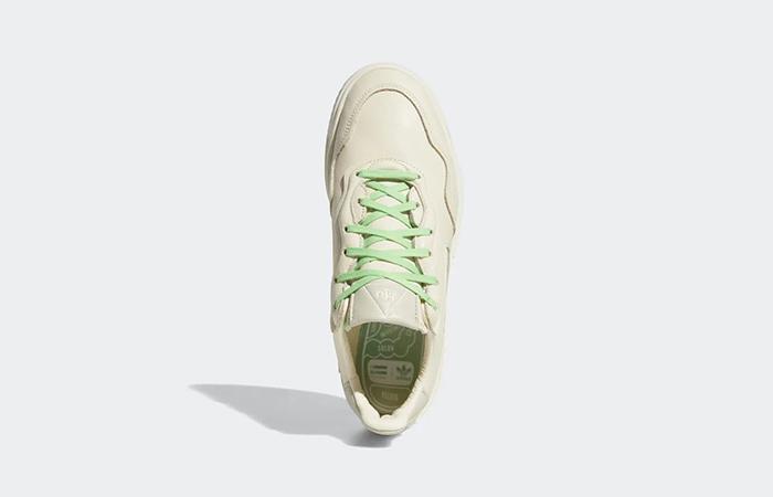 Pharrell Williams adidas SC Premiere White Mint FX8019 04