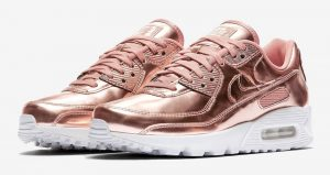 The Air Max 90 Metallic Pack Is The Top Release Of This Week! 02
