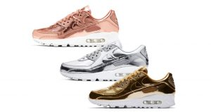 The Air Max 90 Metallic Pack Is The Top Release Of This Week!