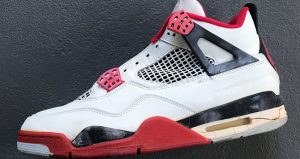 The Nike Air Jordan 4 OG Fire Red Could Be Returning On Black Friday 01