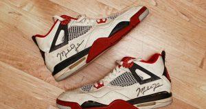The Nike Air Jordan 4 OG Fire Red Could Be Returning On Black Friday 02