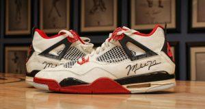 The Nike Air Jordan 4 OG Fire Red Could Be Returning On Black Friday