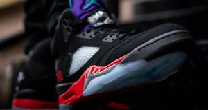 """These On Feet Look Of Air Jordan 5 """"Top 3"""" Will Melt Your Heart Definitely! 02"""