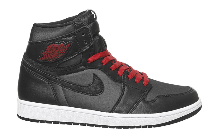 Use Code 'TAKE20' And Get 20% On The Jordan 1 Retro Hi OG 'Black Satin' ft