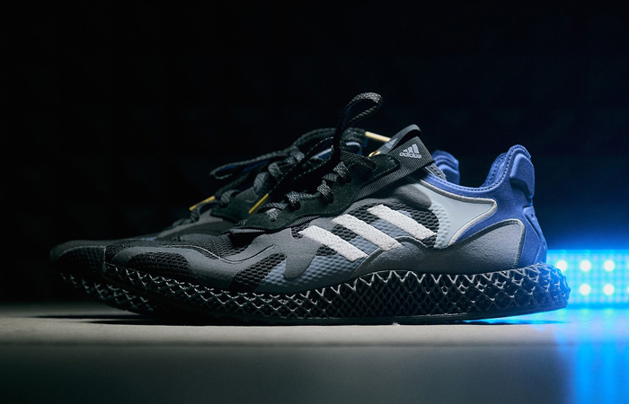adidas Consortium EVO 4D Is The Exclusive Sneaker Of Paris Fashion Week ft