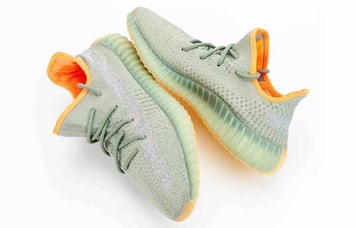 adidas Yeezy Boost 350 V2 Desert Sage FX9035 04