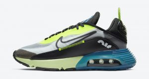 Another Celebration Of Nike Air Max 2090 Coming With Some Facinating Colorways! 04