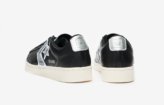 Converse Pro Leather Ox Black Grey 167268C 05