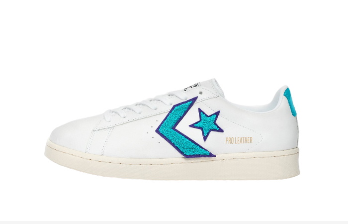 Converse Pro Leather Ox Blue White 167267C 01