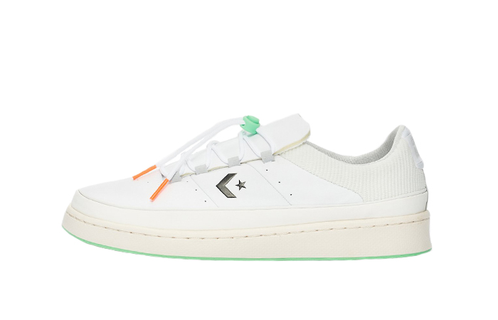 Converse Pro Leather Ox White Mint 166596C 01
