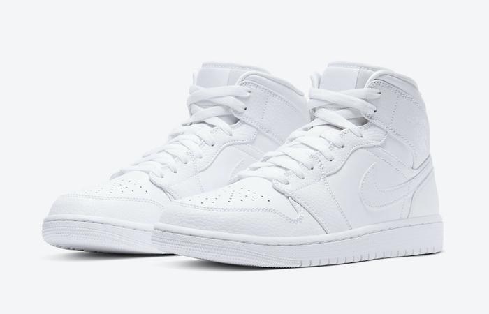 Jordan 1 Mid Chalk White 554724-130 02