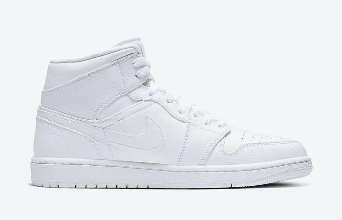 Jordan 1 Mid Chalk White 554724-130 03