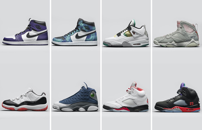 Jordan Brand Finally Uncovers Their Full Summer 2020 Releases! ft