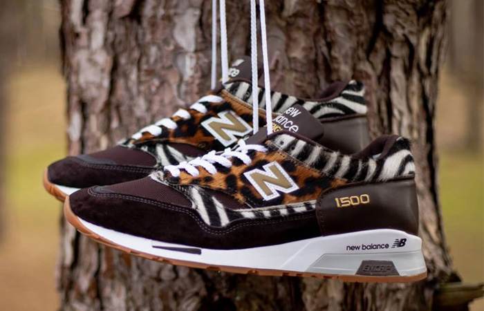 New Balance 1500 Animal Pack Dressed Up With A Savage Look ft