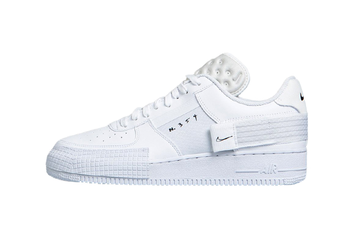 Nike Air Force 1 Type Chalk White CQ2344-101 01