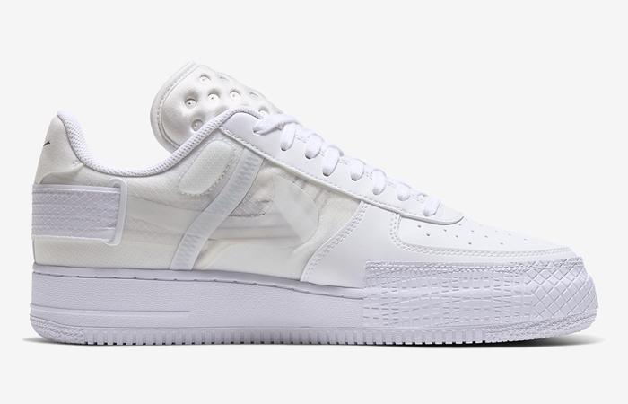 Nike Air Force 1 Type Chalk White CQ2344-101 03