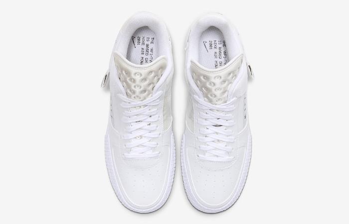 Nike Air Force 1 Type Chalk White CQ2344-101 04