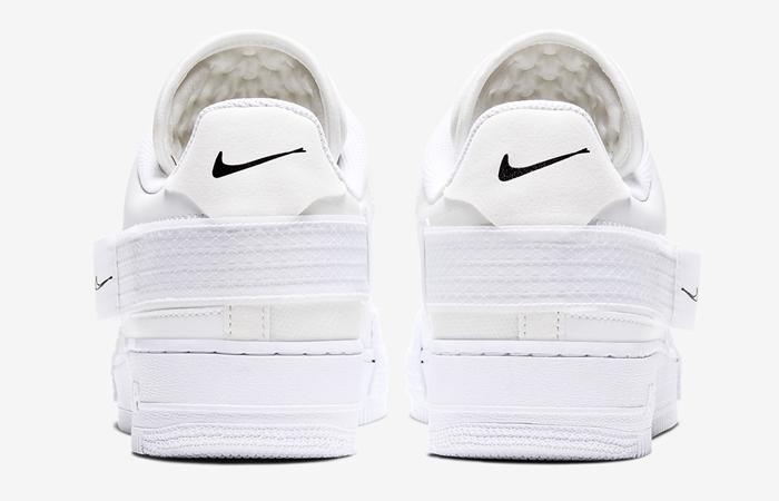 Nike Air Force 1 Type Chalk White CQ2344-101 05