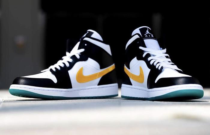 Nike Air Jordan 1 Black Mint BQ6472-063 – Fastsole