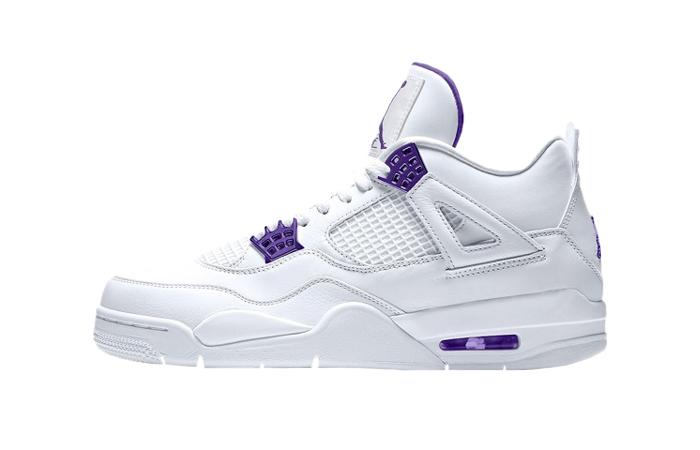 Nike Air Jordan 4 Metalic Pack Purple CT8527-115 01