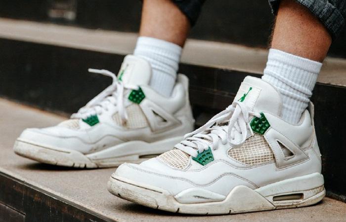 air jordan 4 white green Sale Jordan Shoes