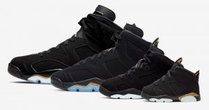 Nike Air Jordan 6 Defining Moments Black Releasing In All Sizes!