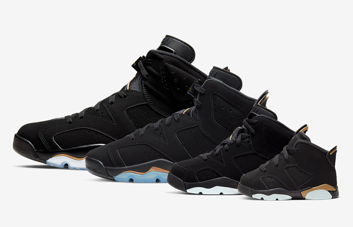 Nike Air Jordan 6 Defining Moments Black Releasing In All Sizes! ft