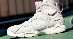 Nike Air Jordan 7 Neutral Grey Release Date Is So Closer!