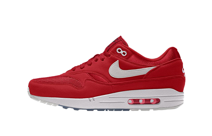 Nike Air Max 1 By You Red CN9671-991 01