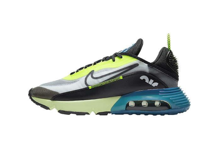 Nike Air Max 2090 Blue Lime Volt BV9977-101 01