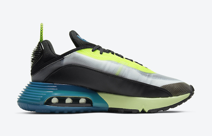 Nike Air Max 2090 Blue Lime Volt BV9977-101 05