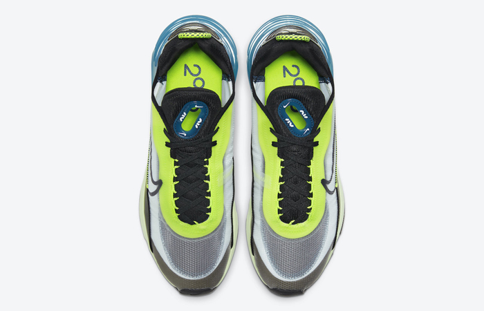 Nike Air Max 2090 Blue Lime Volt BV9977-101 06