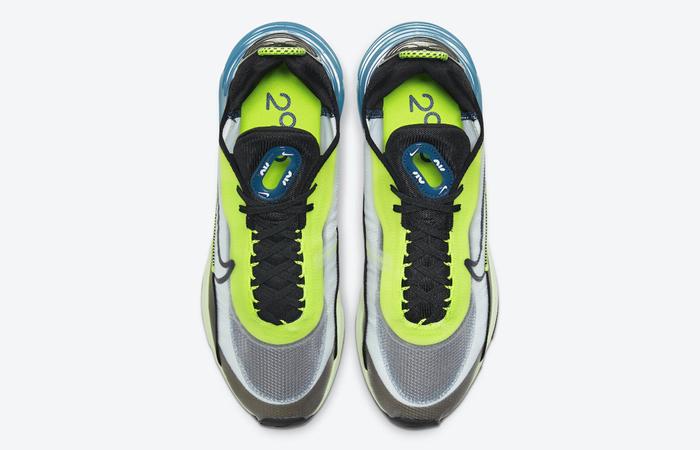 Nike Air Max 2090 Blue Lime Volt BV9977-101 06