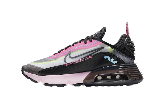 Nike Air Max 2090 Pink Foam CW4286-100 01